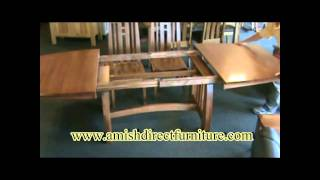 Trestle Table Geared Slides In Action