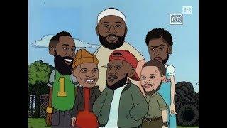 The NBA x