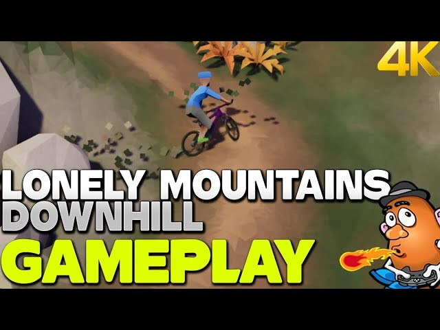 SummerRidge Trail | Lonely Mountains Downhill Gameplay