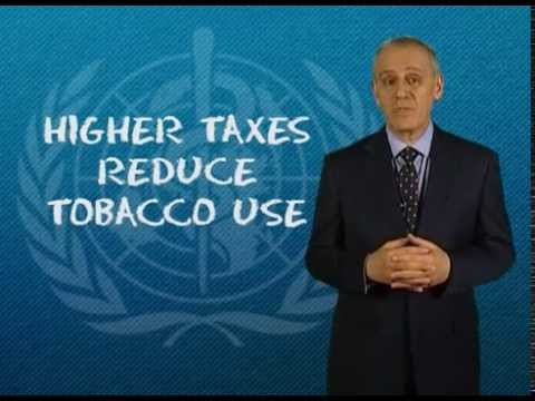WHO EMRO: Message from Dr Ala Alwan for World No Tobacco Day