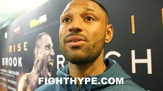 "KELL BROOK FIRES BACK AT JERMELL CHARLO AFTER 2ND ROUND KO OF RABCHENKO: ""I WANT THE FIGHT"""