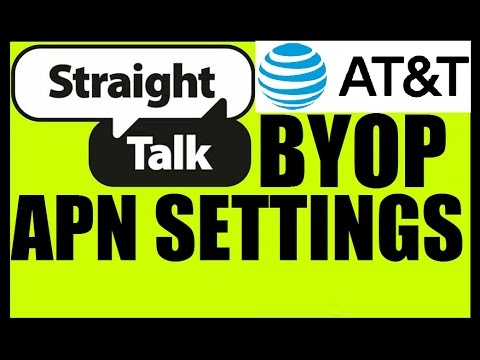 Straight Talk Byop Apn Settings For At Samsung Galaxy Express 4g Lte