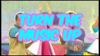 Turn the Music Up - Hi-5 - Season 12 Song of the Week