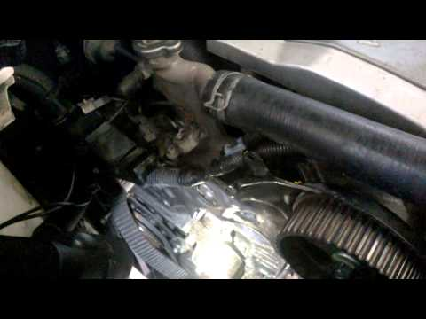1999 Lexus RX 300 part 2 water pump removal and timing