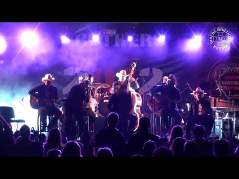 The BossHoss Harley Brothers Festival 2012 Russia Moscow