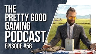Character Skins + Future of Telltale Games + Scary VR + MORE!  | Pretty Good Gaming Podcast #58