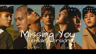 BTOB - Missing You [Female Version]