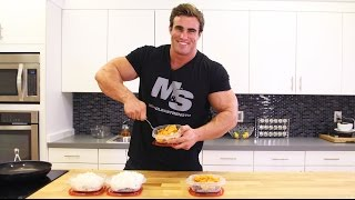 How Calum Von Moger Preps His Meals [M&S Kitchen]