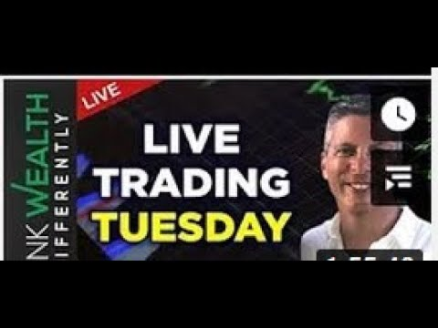 Live Trading 10-6-2020  Feds speak fomc Minutes and Elections