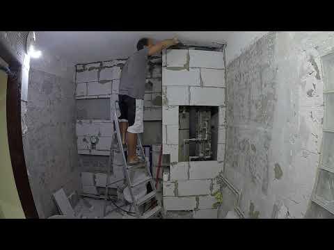 Bathroom Renovation DIY -05
