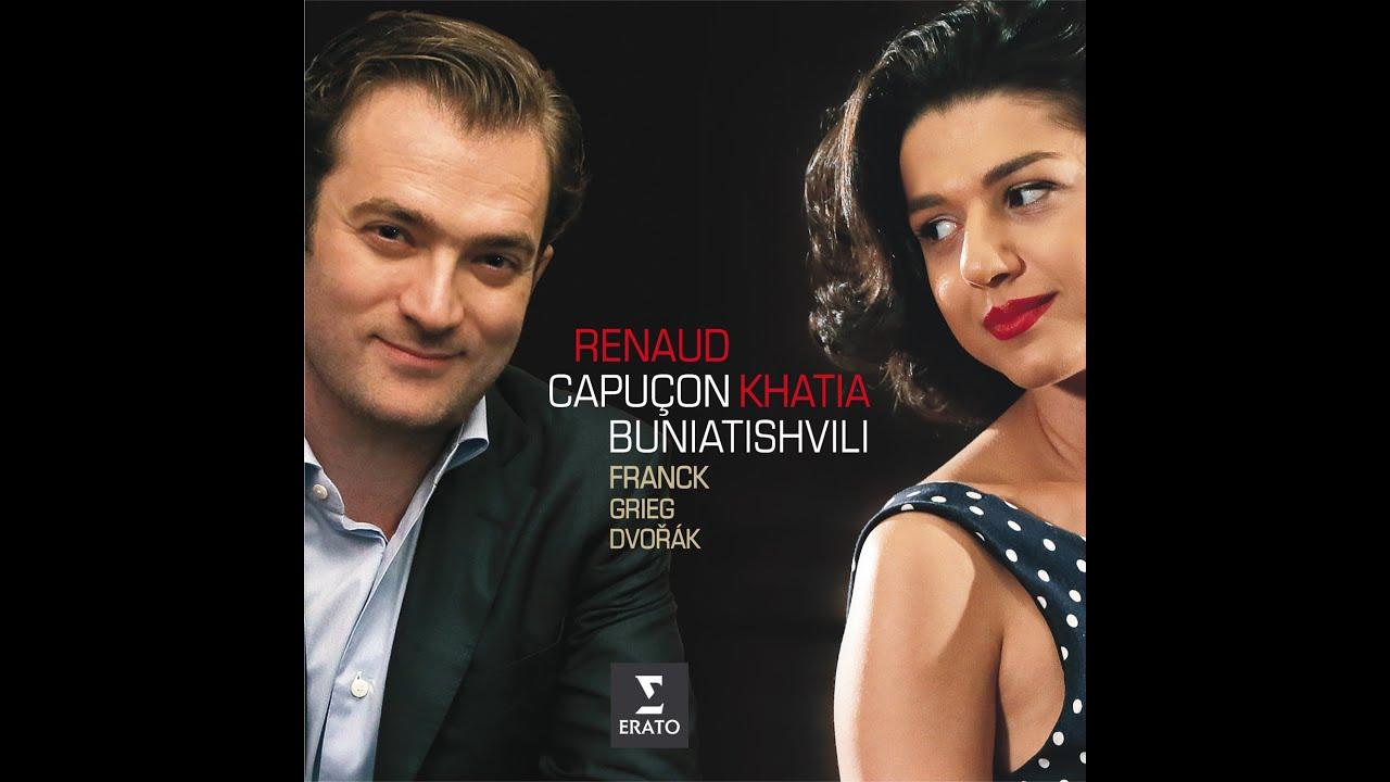 Franck Violin Sonata in A Major: Renaud Capuçon & Khatia Buniatishvili