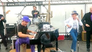 Optreden - Ria Valk en Mr. Boogie Woogie