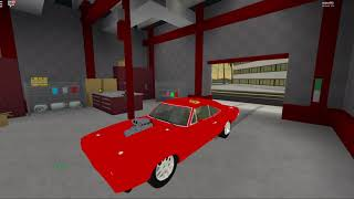 Roblox-Venicle simulator: dodge charger