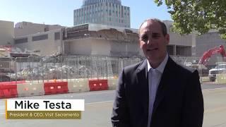 Why Sacramento's Convention Center Expansion Matte...