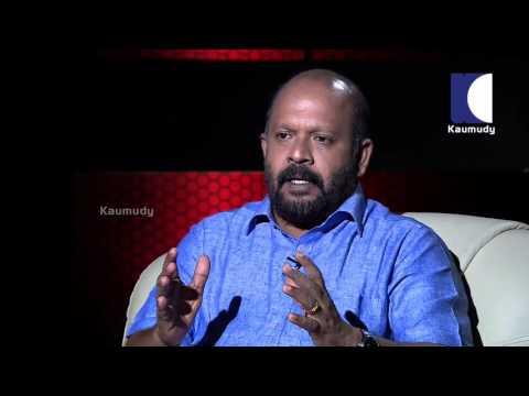 V.S Sunil Kumar about his ideas for a better agro industry for Kerala   HARITHAM SUNDARAM 15 07 2016