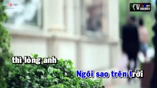 karaoke HD ĐƠN GIẢN LÀ ANH YÊU EM ( Singer : tần khánh )