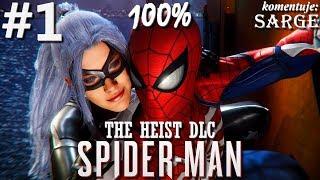 Zagrajmy w Spider-Man: The Heist DLC (100%) odc. 1 - Black Cat wraca do gry