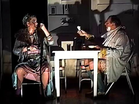 Sledgehammer Theatre vs Brecht - DRUMS IN THE NIGHT - 1991
