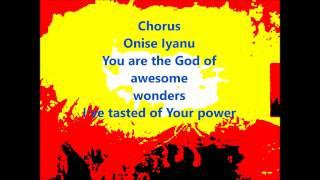 Nathaniel Bassey- Onise  Iyanu Video  Lyrics