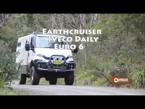 Earthcruiser - Iveco E6 - Allan Whiting -  March 2017