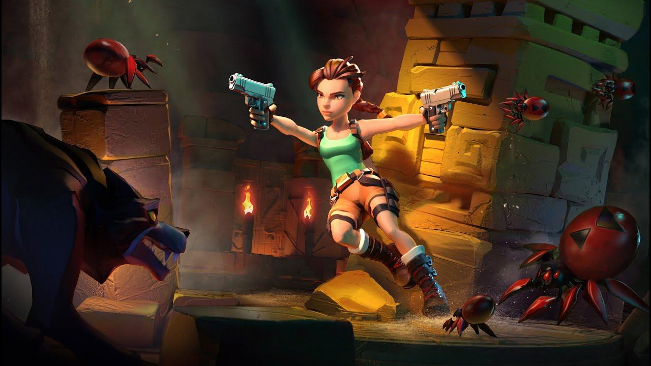 Novo Tomb Raider será lançado em 2021