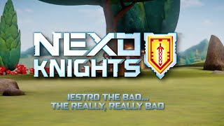 Jestro the Bad, the Really Really Bad! - LEGO NEXO KNIGHTS - Webisode 2