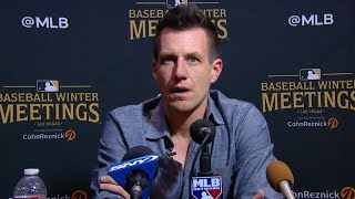 Craig Counsell on October run, plans for 2019
