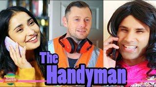 The Handyman | Rahim Pardesi | Desi Tv