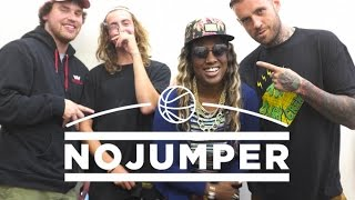 No Jumper - The Gangsta Boo Interview