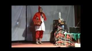 Risultati immagini per la recita il cappuccetto rosso