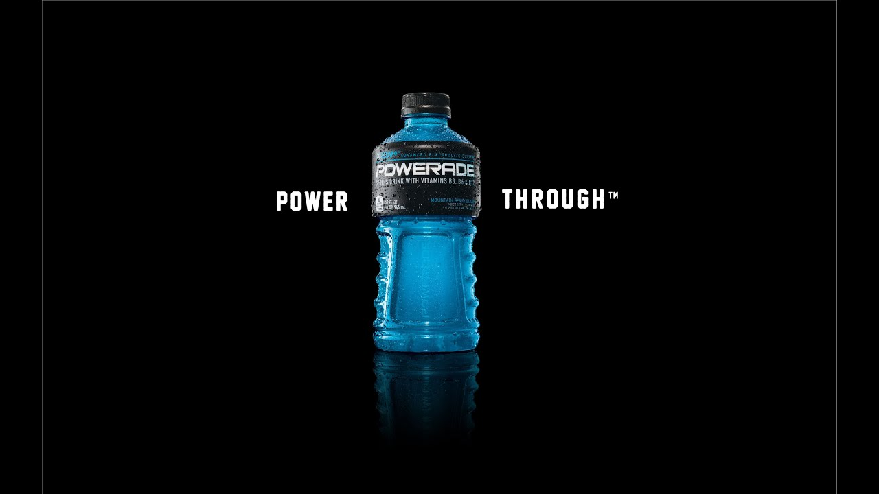 Ford Commercial 2017 >> POWERADE MARKETING COMMERCIAL - YouTube