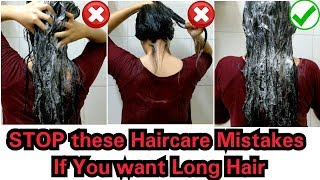 I'm SHOCKED Stopping These HairCare Mistakes Gives Long, Silky, Healthy and Thick Hair