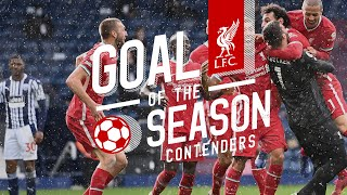 Liverpool's 2020-21 Goal of the Season contenders