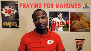 Chiefs vs Broncos Postgame. Defense brings the 💪🏾( Patrick Mahomes injuried)
