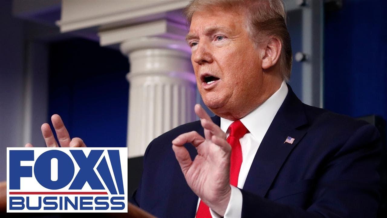 Trump touts success of small business loan program