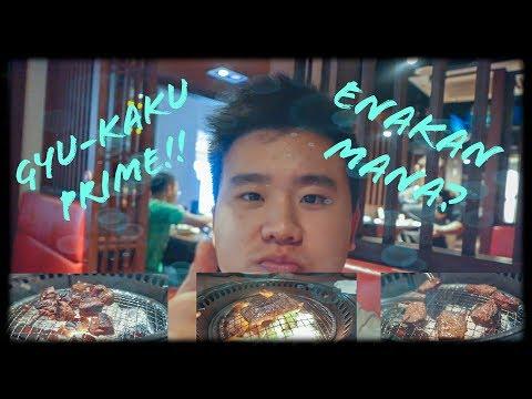 GYU-KAKU SINGAPORE Vs GYU-KAKU INDONESIA!!!