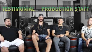 Testimonial - Production Staff