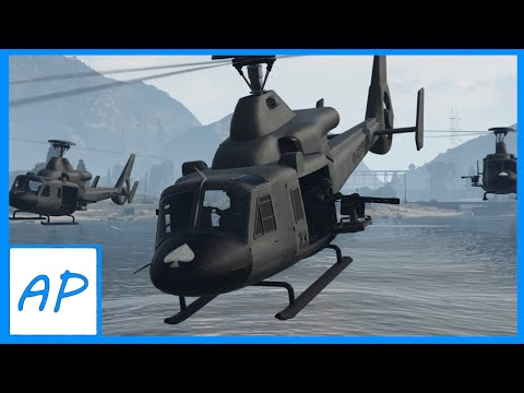 GTA V  Ride of the Valkyries  Apocalypse Now
