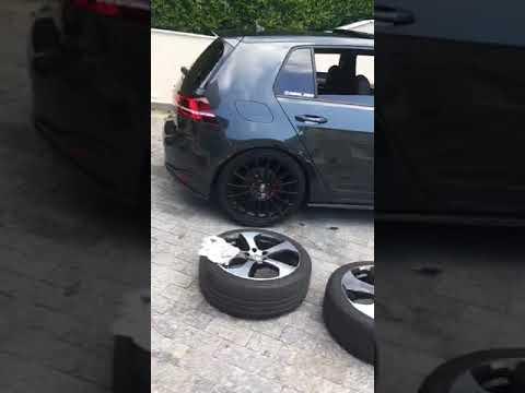 GOLF MK7 GTI - OZ RACING #CHAMAFIO