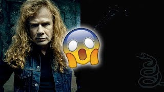 Скачать Megadeth S Dave Mustaine CLAIMS Metallica S Enter Sandman Was A RIP OFF SHOCKING