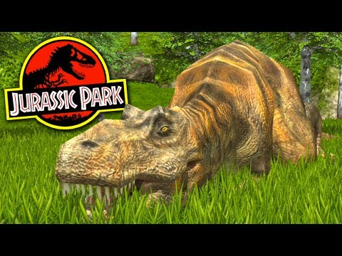 THE BEST DINOSAUR PARK OF THEM ALL!!! - Wildlife Park 3