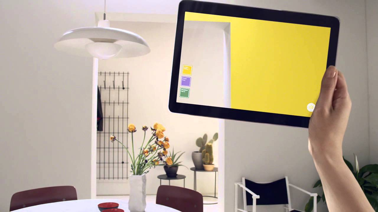 Dulux visualizer app picture it before you paint it for App for painting walls