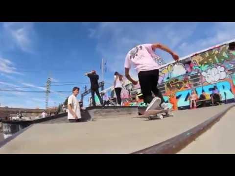 Rampage Skate Shop & United Outkast
