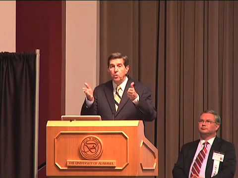 Governor Bob Riley Addresses the West Alabama Economic Summit 2009 - Part Two