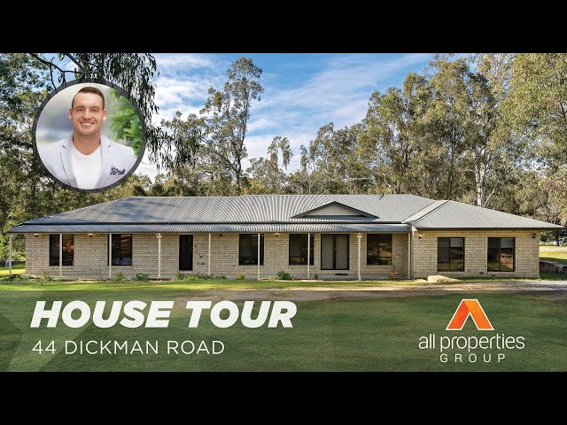 44 Dickman Road, Forestdale   House Tour   Jay Aston