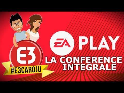 ELECTRONIC ARTS E3 2017 : La conférence en intégralité