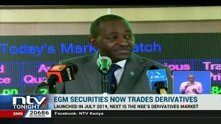 EGM Securities now trading NSE derivatives