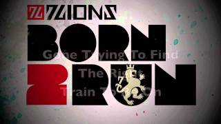 "7Lions ""Born 2 Run"" *Official Lyric Video"