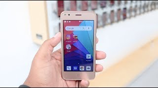 Micromax Bharat Go Android Go Hands on, Camera, Features | Launching soon in India