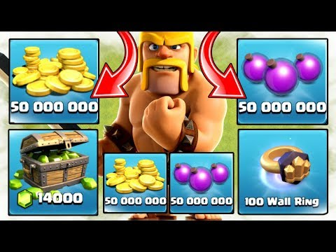 THANK YOU SUPERCELL 🔥 WHAT DO WE SPEND THIS ON!? - Clash Of Clans